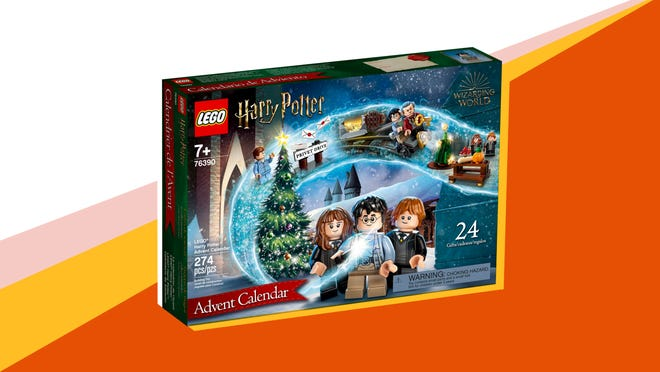 The Lego Harry Potter Advent Calendar is here for the holidays—here's how to get it
