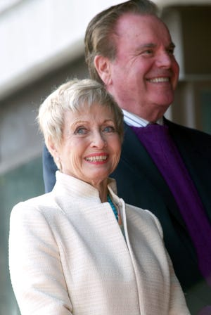 """Jane Powell, the star of golden-era Hollywood musicals including such classics as 1954's """"Seven Brides for Seven Brothers""""and 1948's """"A Date With Judy,"""" has died. She was 92."""