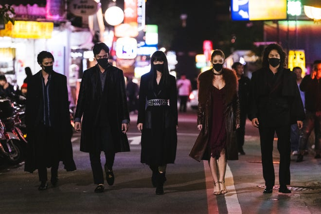 """Vampires! Taiwan! Wicked excess! """"Dead & Beautiful"""" is very Fantastic Fest."""