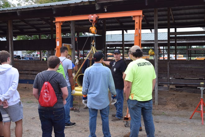 2019 Mahoning Valley Skilled Trades Expo at the Canfield Fairgrounds.