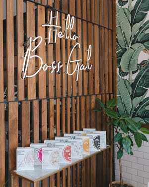 Boss Gal Beauty Bar will open its third and largest Columbus-area location in Easton's New District.