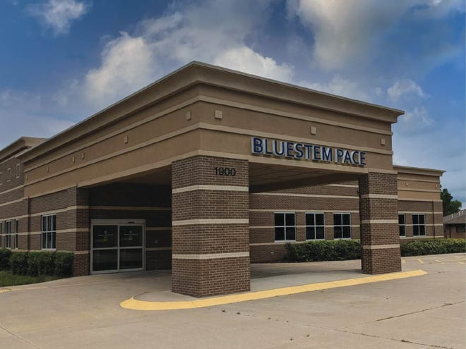 Bluestem PACE will celebrate the grand opening of its new location in Hutchinson from 3 to 5 p.m.,Wednesday.The event at 1900 E. 23rdAve. is open to the public. The agency's name refers to it Program of All-Inclusive Care for the Elderly.