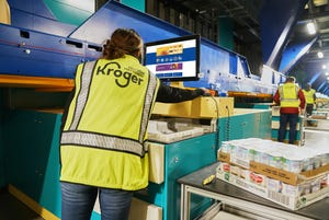 Kroger's delivery hub in Groveland will employ up to 700 people at full capacity.