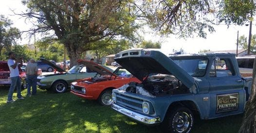 The Hot Rod car show is one of several events taking place in Montague from Sept. 24-26.