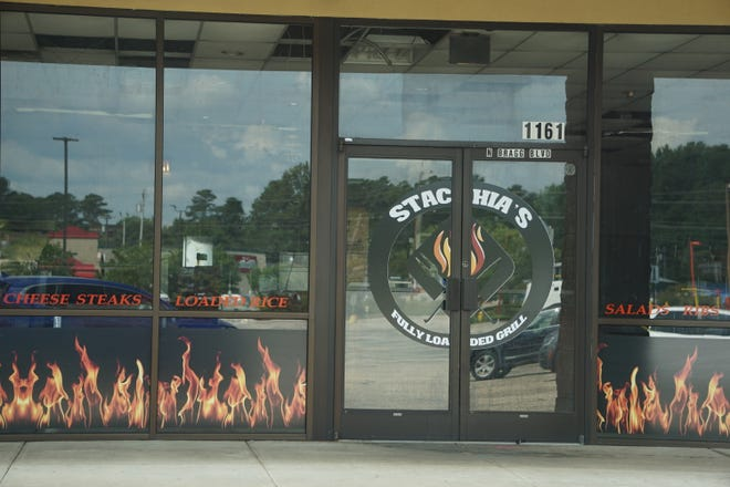 Stachia's Fully Loaded Grill relocated to a new location in the Southwind Plaza in Spring Lake.