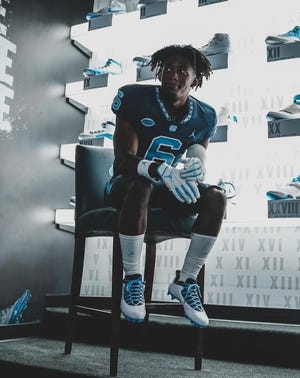 George Pettaway, a four-star 2022 running back from Nansemond-Suffolk Academy in Virginia, officially visited UNC football in June. Pettaway has the Tar Heels among his top four schools (along with Florida, Oregon and Penn State) entering his Sept. 23 commitment date.