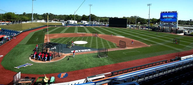 Florida Ballpark in Gainesville. [Cyndi Chambers/Special to the Sun]