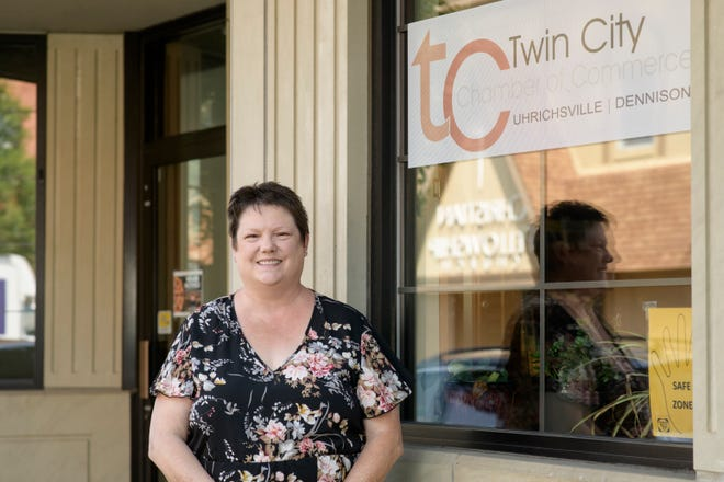 Twin City Chamber of Commerce Executive Director Teri Edwards is stepping down after 20 years with the organization.