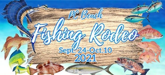 The inaugural Panama City Beach Fishing Rodeo will last 17 days, opening on Sept. 24.