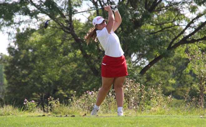 Kasiah Richmond qualifies for the 4A State Tournament in Salina