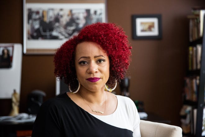 Journalist and author Nikole Hannah-Jones
