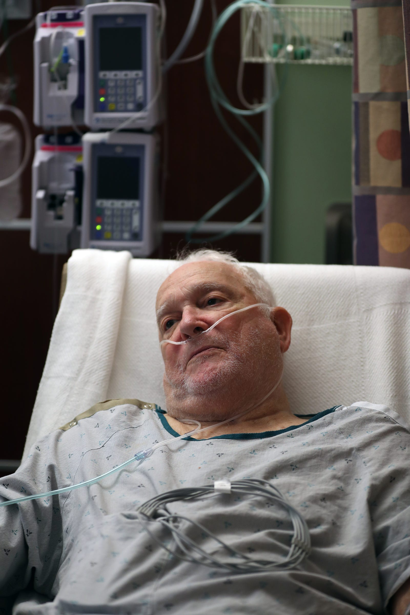 He got breakthrough COVID-19 after entire family was infected during Up North trip