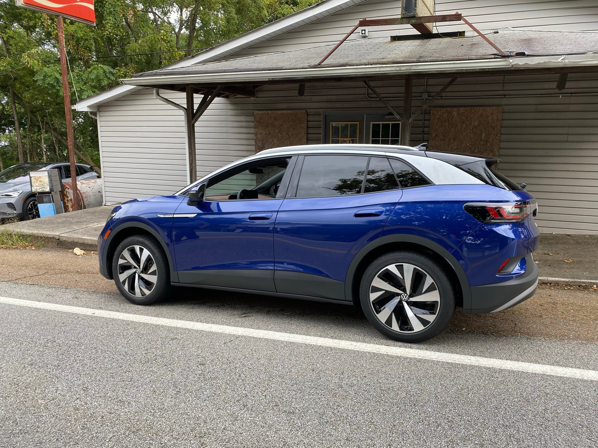 2021 Volkswagen ID4 AWD: Here's why the electric vehicle belongs on America's shopping list