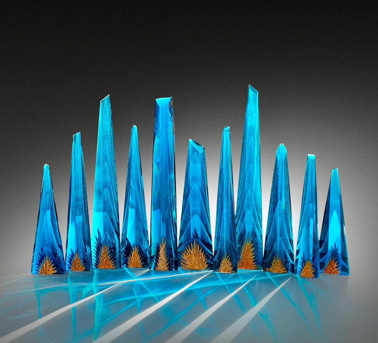 Royal Oak gallery celebrates 50th anniversary with glass art from around the world
