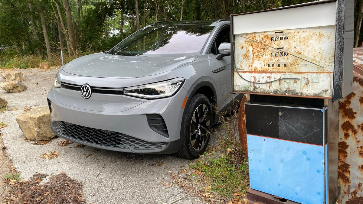 VW ID4 becomes a force to reckon with as electric SUV adds power, AWD