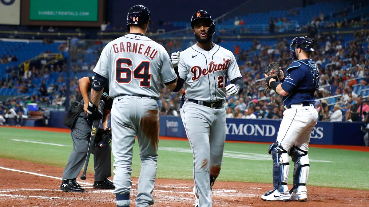 Detroit Tigers game vs. Tampa Bay Rays: TV, radio, probable starting pitchers