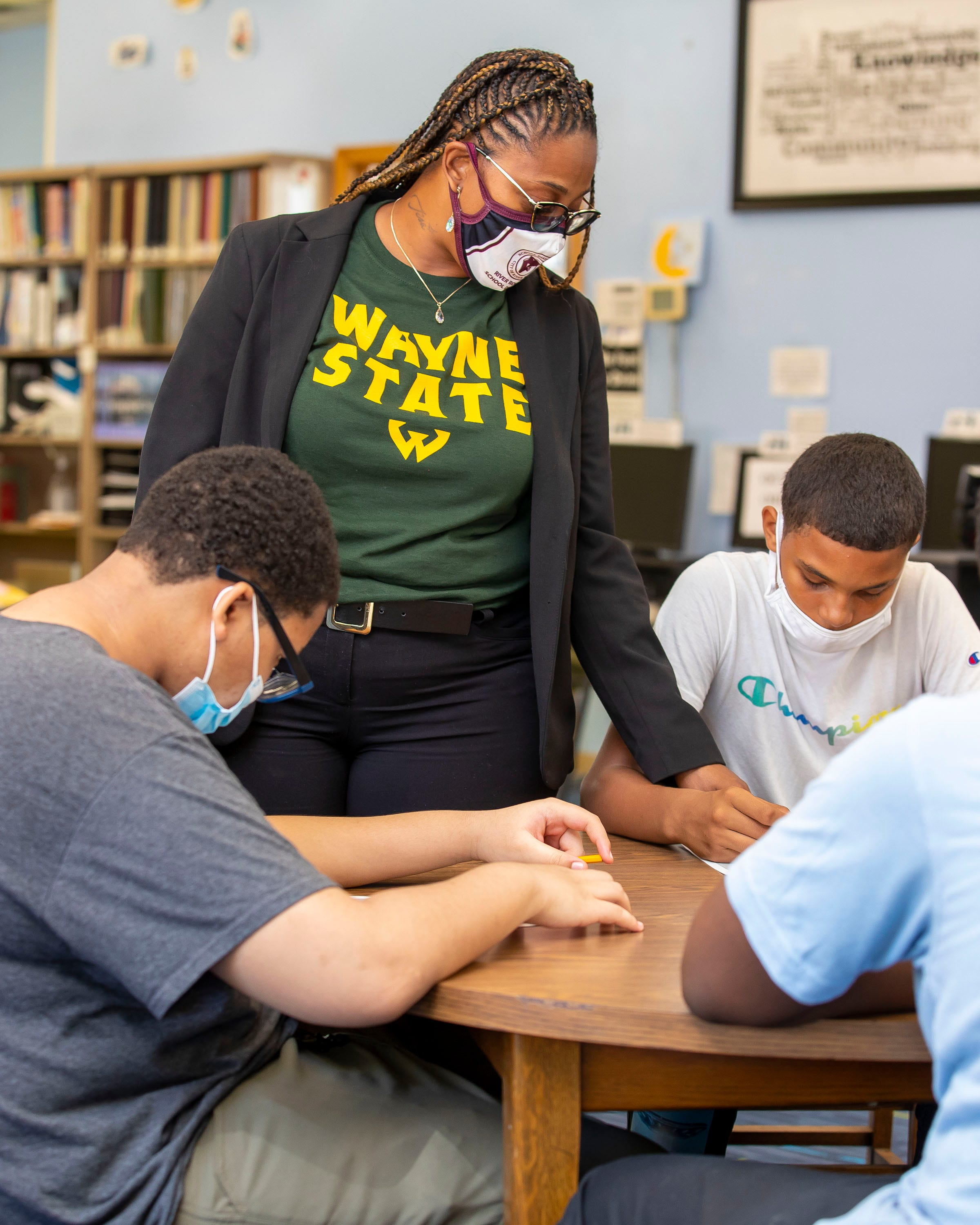 Michigan's K-12 reading scores are dismal. Can libraries fix them?