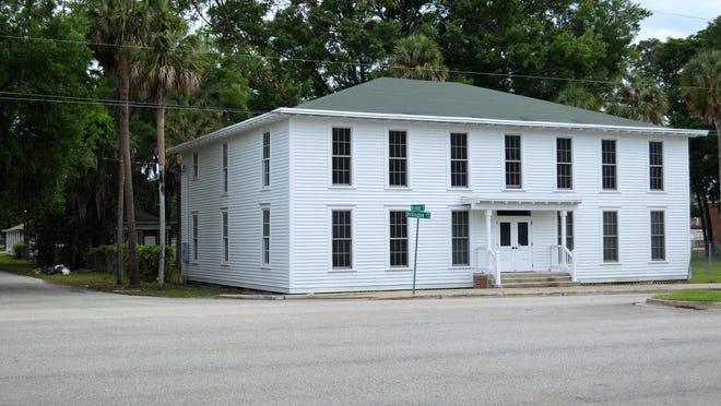 The Norman Studios complex, 6337 Arlington Road, is Jacksonville's only surviving silent film studio.