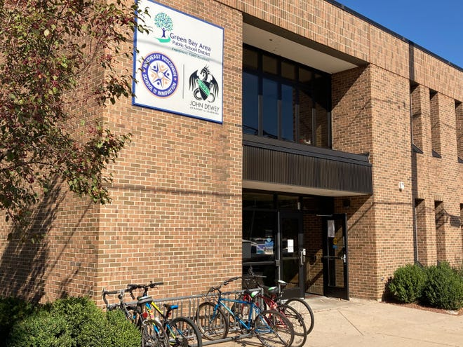 The Northeast Wisconsin School of Innovation, 701 Cherry St., Green Bay, is closed until Oct. 4 because of COVID-19 quarantine. The John Dewey Academy of Learning remains open. Both are charter schools in the Green Bay Area Public School District.