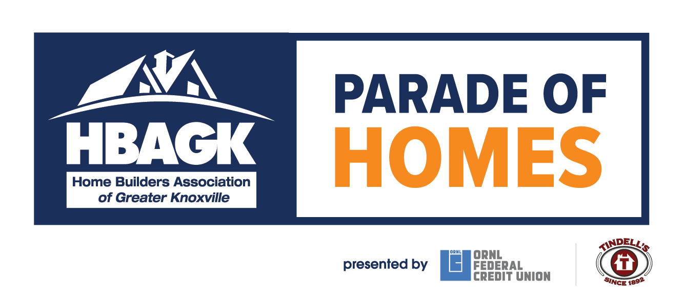 Parade of Homes 2021- Knoxville Logo