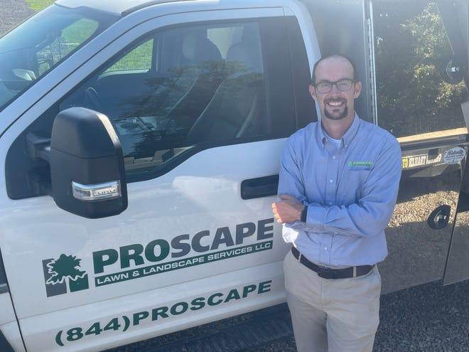Luke Henry, owner of Proscape Lawn and Landscape Services LLC in Marion, first started the company in 2005 and now services areas all across central Ohio including Marion, Delaware and Columbus.