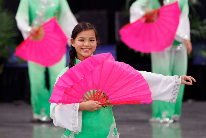 Holiday Folk Fair International cultural entertainment, such as this past dance performance, will again be virtual this year because of COVID-19. Music, dance, artisan and cooking demonstrations and more will be shown on the fair's Facebook and website in November.