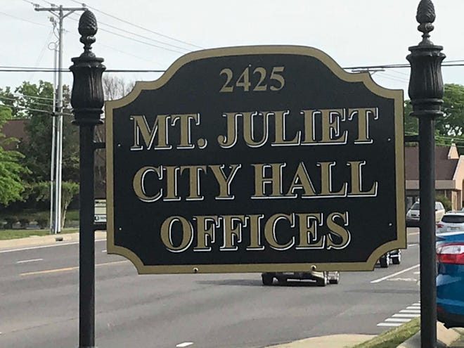 Mt. Juliet City Hall