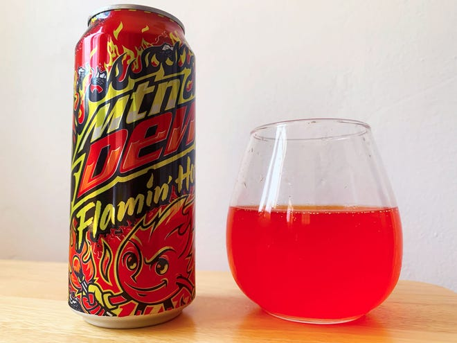 Mountain Dew Flamin' Hot has more of a tingle than a burn.