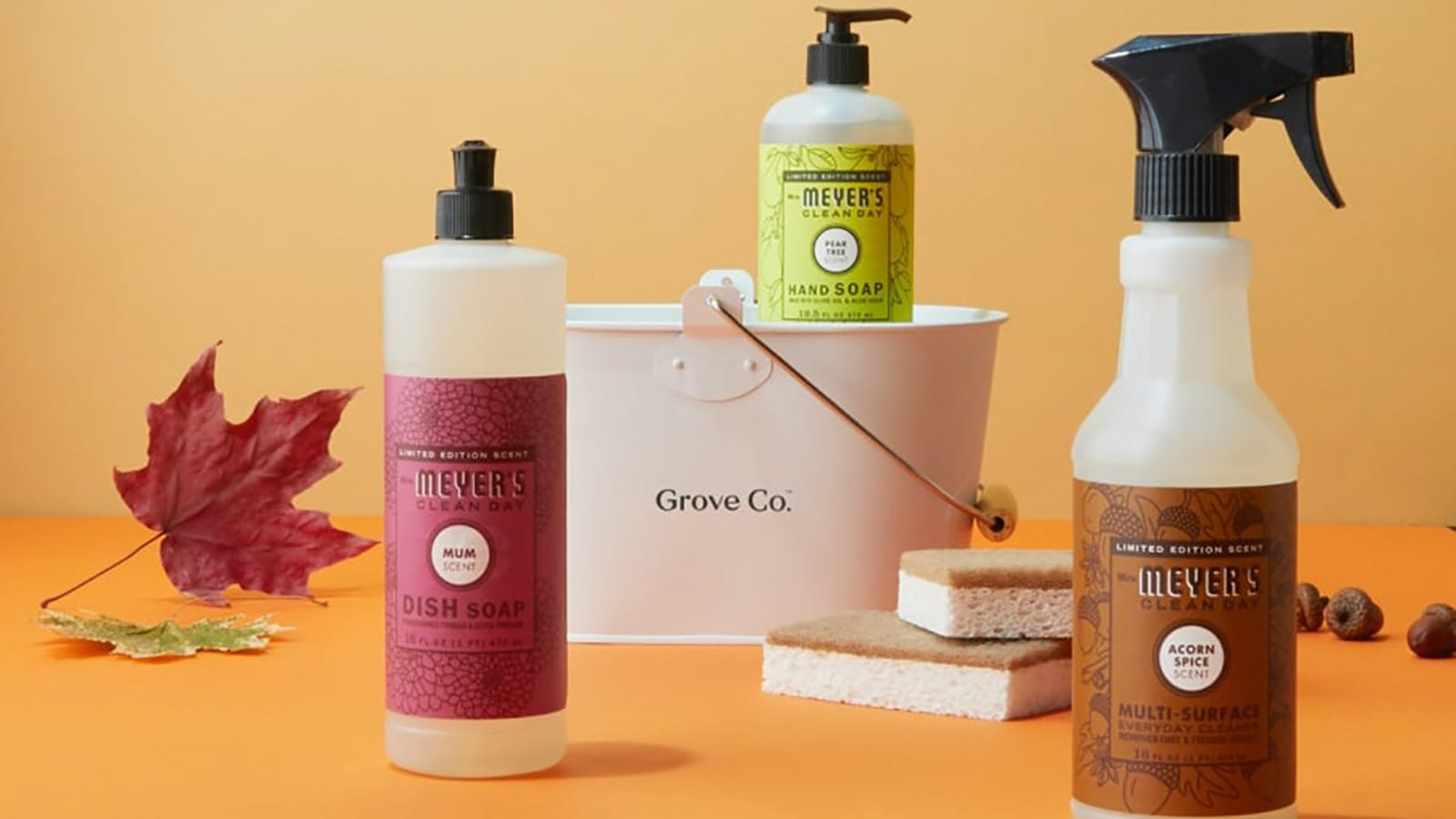 Score a Mrs. Meyer's gift set worth $50 with your Grove Collaborative purchase