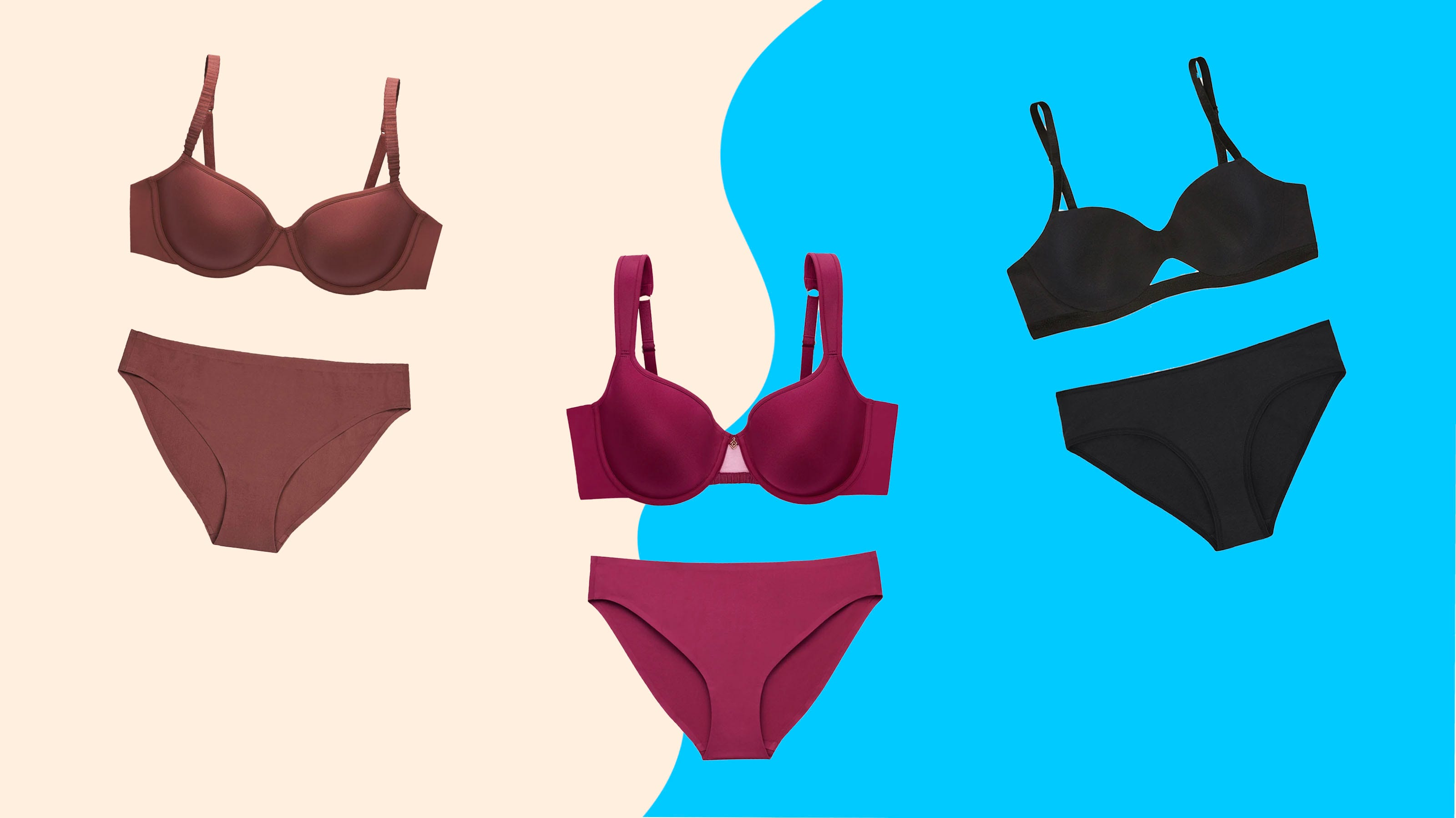 Save big on ThirdLove's Internet-famous bra and underwear sets