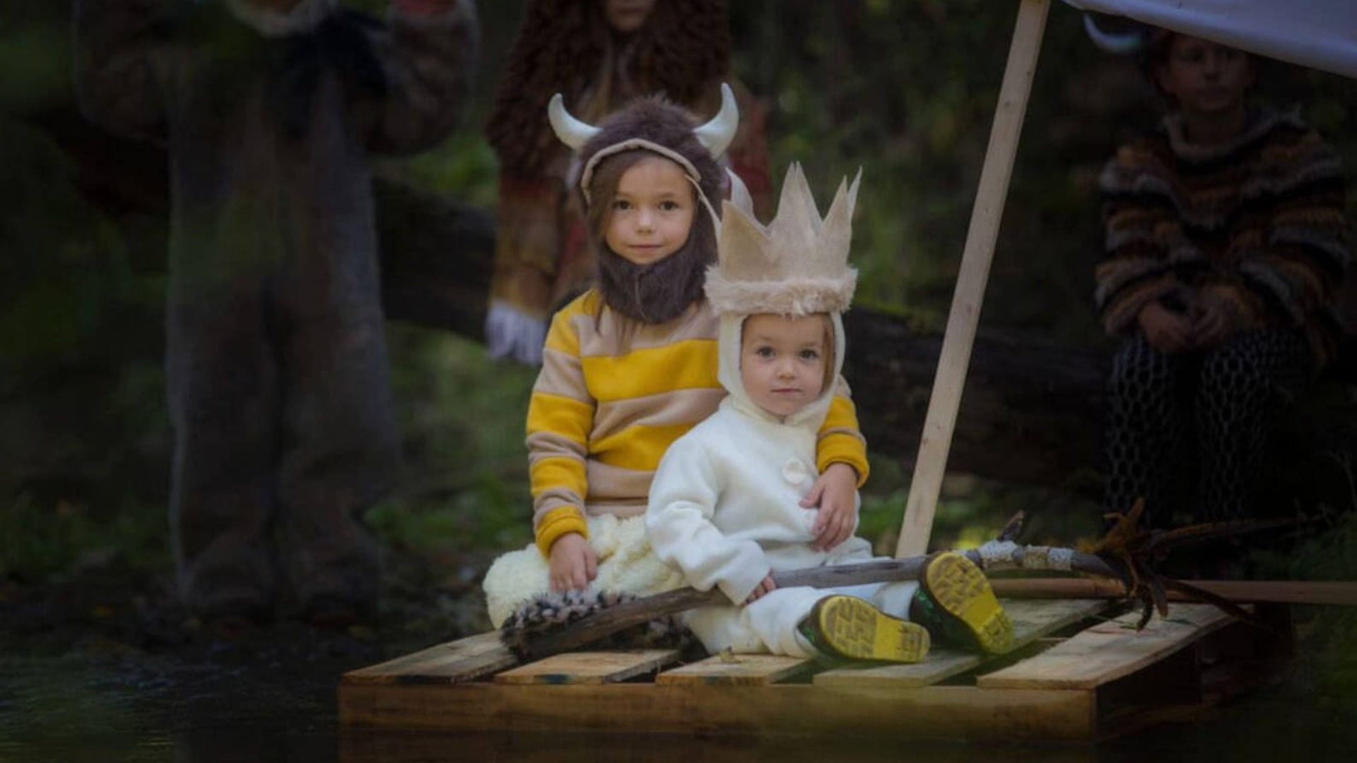 29 brilliant Halloween costumes for twins or siblings
