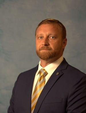Varnville Councilman-elect Nicholas Ginn