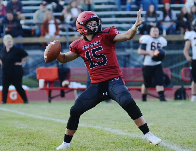 Tommy Reid and East Jordan kept things rolling with a two-game win streak in a close game against St. Ignace.