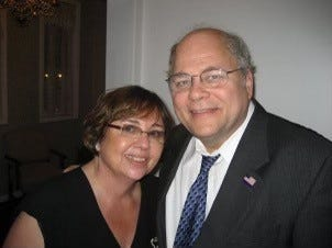 Gene and Lauren Timmer
