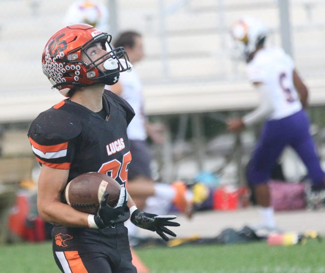Lucas' Andrew Fanello has the Cubs at No. 1 in the Richland County Football Power Poll.