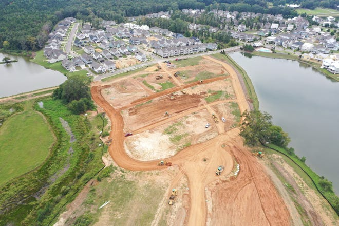 The Waters in Pike Road is adding 73 home sites moving the development closer to an overall design of about 900 homes. The addition will include a wide variety of views from lakefront to park front.