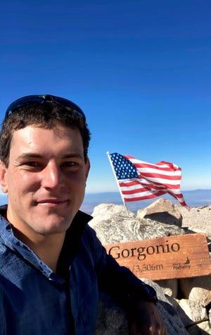 Jonathan Horwitz, The Desert Sun's new education beat reporter, is an avid hiker.