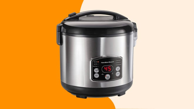 Shop an Amazon discount on one of our favorite rice cookers this weekend.
