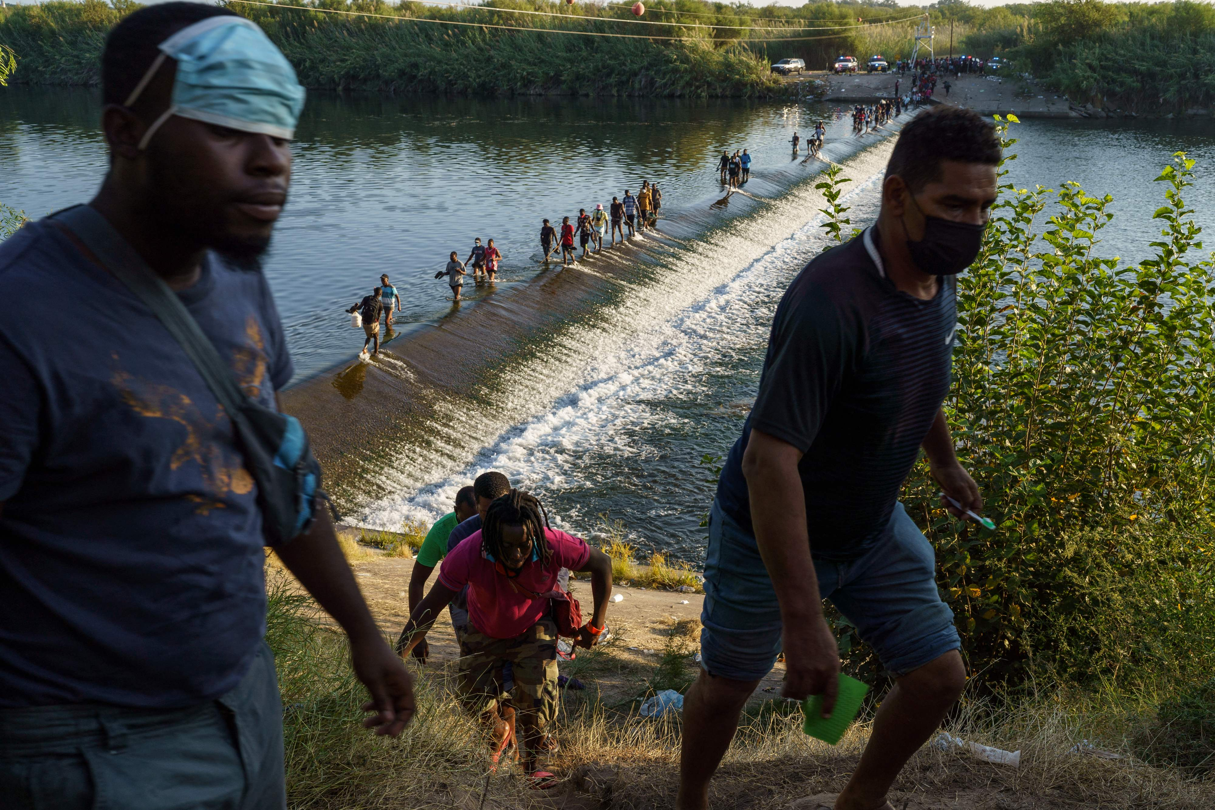 600 more Homeland Security agents sent to Del Rio, Texas, amid Haitian migrant crisis: What we know