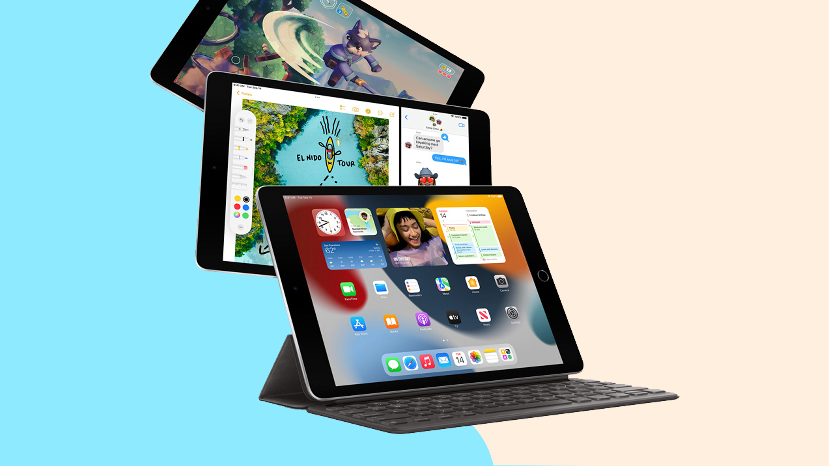 Right now you can pre-order the new Apple iPad from Walmart for $30 off the MSRP