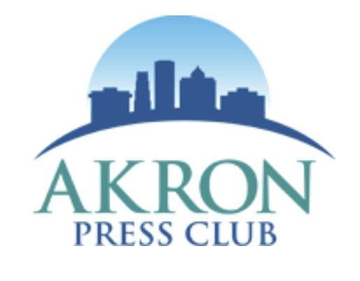 Akron Press Club logo