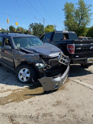 The Cass County Sheriff is investigating a crash that left three injured on Saturday afternoon