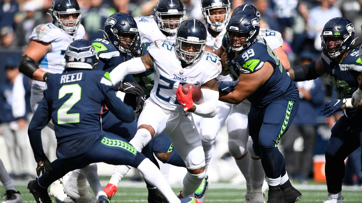 Tennessee Titans stun Seattle Seahawks in overtime on Randy Bullock's winning kick