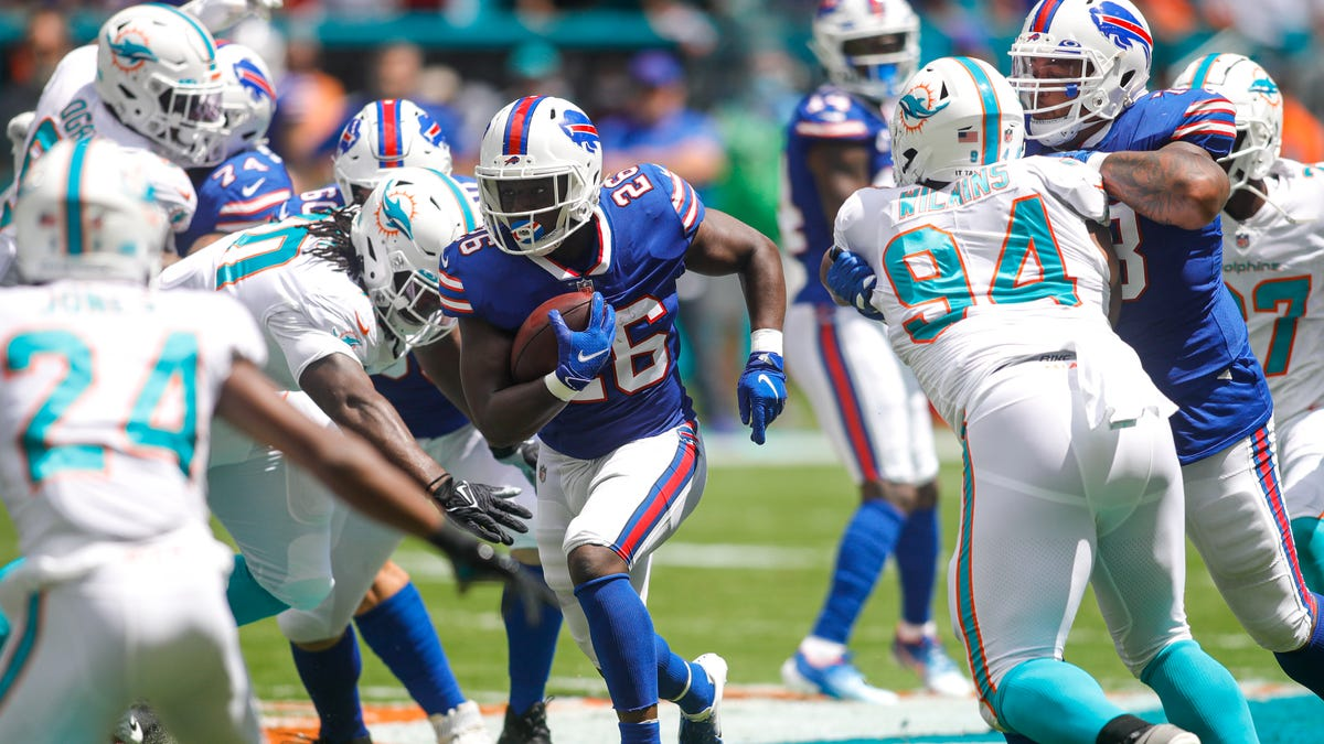 Buffalo Bills continue dominance of Miami Dolphins with shutout victory