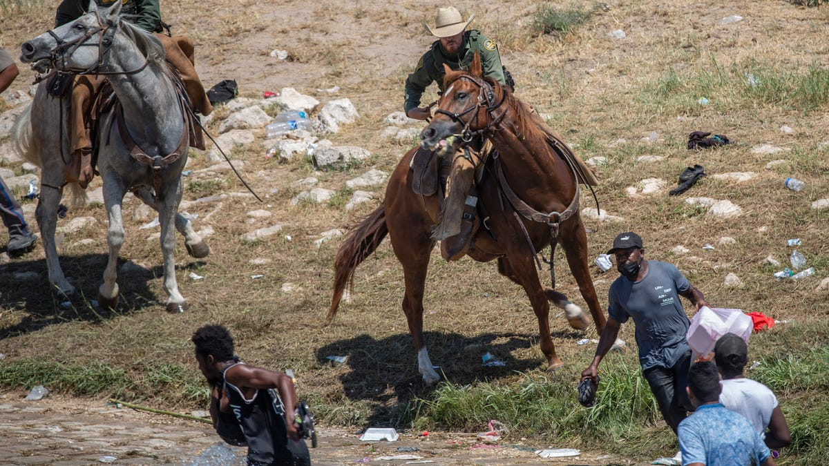'We can't turn back': Haitian migrants face massive expulsion amid crackdown at US-Mexico border