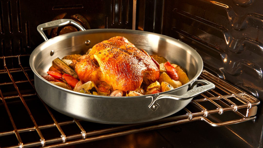Stock your kitchen and save big on All-Clad's famous cookware right now