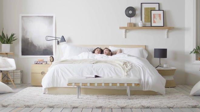 Save big on a Saatva sleep set-up right now.