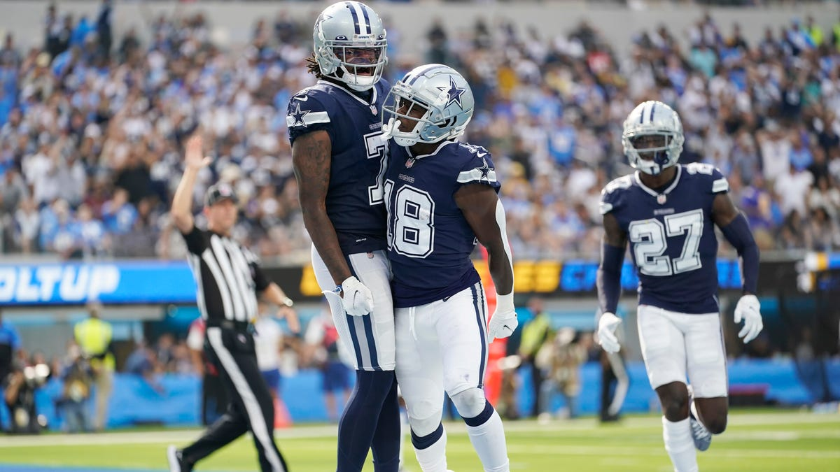 Cowboys zap Chargers with Greg Zuerlein's last-second 56-yard field goal for first win of season