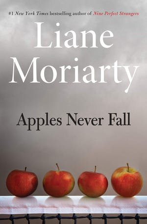 """""""Apples Never Fall"""" by Liane Moriarty"""