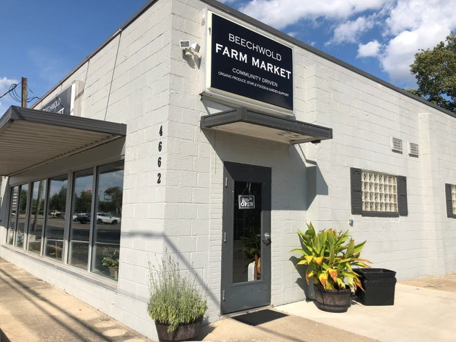 Beechwold Farm Market on Indianola Avenue